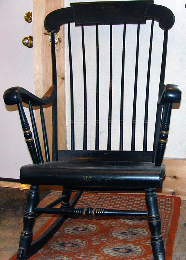 rocking chair. - Fine Antiques